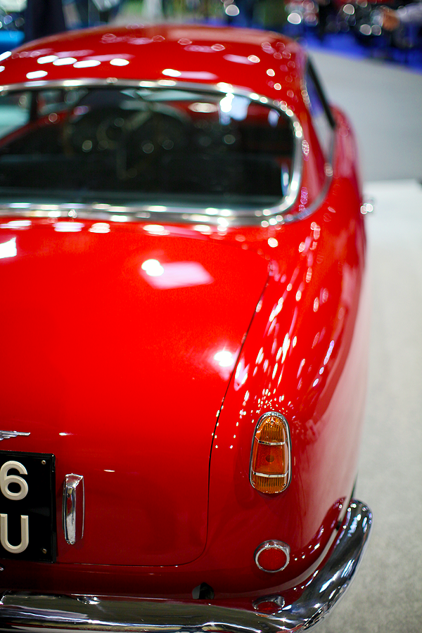 Kevin McCloud's Alfa Romeo 1900CSS :: © Chris Knott Insurance 2019