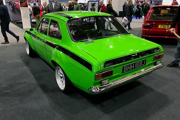 Mk1 Escort Mexico :: © Chris Knott Insurance 2019