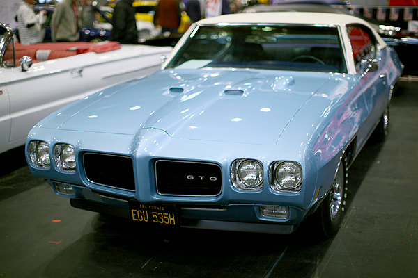 Pontiac GTO :: © Chris Knott Insurance 2019