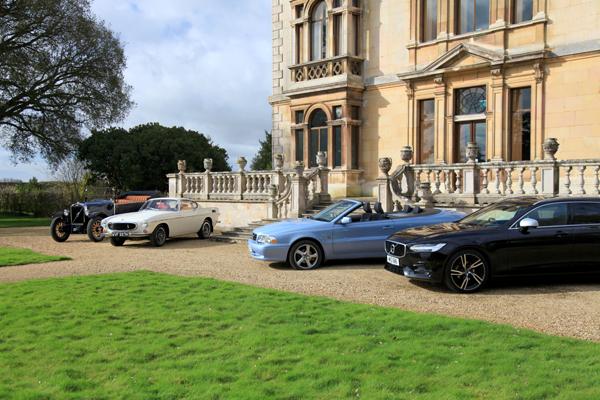 Volvo Owners Club Photoshoot :: © Chris Knott Insurance 2020