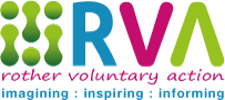 Rother Voluntary Action logo