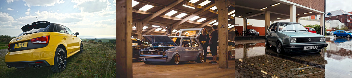 Join our show and shine competition on social media.