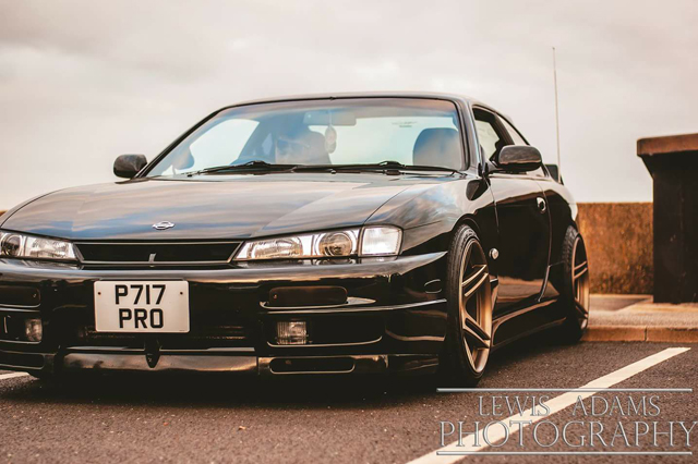 Will Smith's Nissan S15