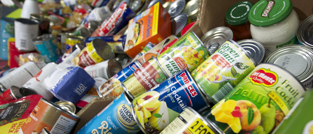 Your business insurance can help Hastings Foodbank feed local families.